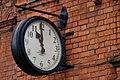 Canavan clock, Lurgan - geograph.org.uk - 1528585.jpg