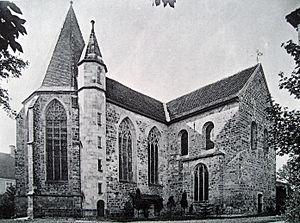 Cappenberg Castle