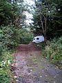 Caravan in the Girvan valley - geograph.org.uk - 264494.jpg