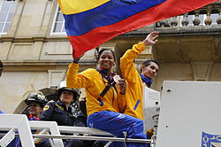 Colombia at the Olympics - Wikipedia