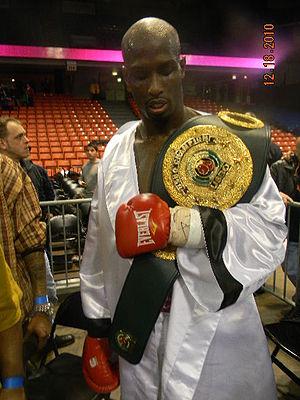 Carl Davis (boxer) - Image: Carl Davis