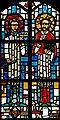 Carl Huneke's faceted glass window - St. Robert & St. Aloysius at St. Ignatius College Preparatory Chapel, San Francisco, CA.jpg
