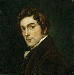 Carl Joseph Begas autoportret