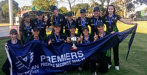 Brunswick Cricket Club - Carlton-Brunswick Strikers 2016/17 Premiership