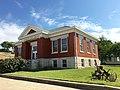 Carnegie Free Library, Burlington, Kansas (corner view).jpg