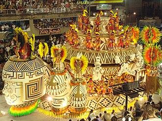 Mocidade Independente de Padre Miguel - Carnival in Rio de Janeiro