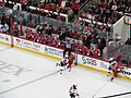 Carolina Hurricanes vs. New Jersey Devils - March 9, 2013 (8552396499).jpg