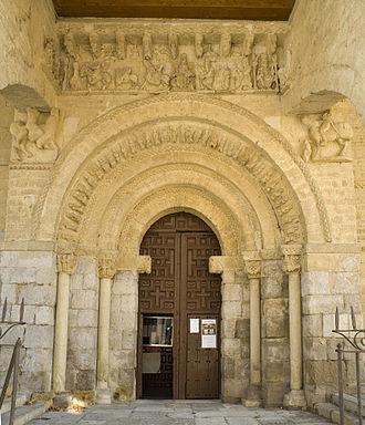 Spanish Romanesque - Carrión de los Condes.