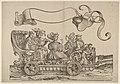 Cart with Horn Musicians, The Triumphal Procession of Emperor Maximilian I MET DP834076.jpg
