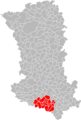 Carte de la Communauté de communes du Val de Boutonne.png