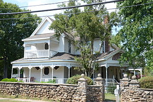 National Register of Historic Places listings in Marion County, Arkansas - Image: Carter Jones House