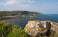 Carthage Dunowen Promontory Fort View to Galavoir Point 2014 09 11.jpg