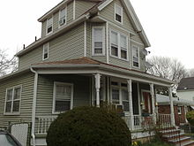Staten island wikipedia - Casa stile coloniale ...
