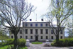 Herregården Casimirsborg i Gamleby sogn, Södra Tjusts herreder.