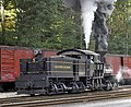 Cass Scenic Railroad State Park - Shay 5 - 03.jpg