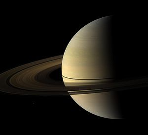 Lunar and Planetary Institute - Saturn from the Cassini Orbiter