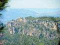 Castell de Siurana des de la carretera de la Febró - panoramio.jpg