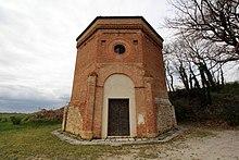 La cappella del martirio di sant'Ansano