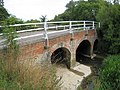 Castle Hedingham, River Colne bridge - geograph.org.uk - 1463007.jpg