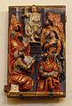 Castrillo de Duero iglesia Asuncion retablo mayor antiguo relieve Niño Doctores ni.jpg