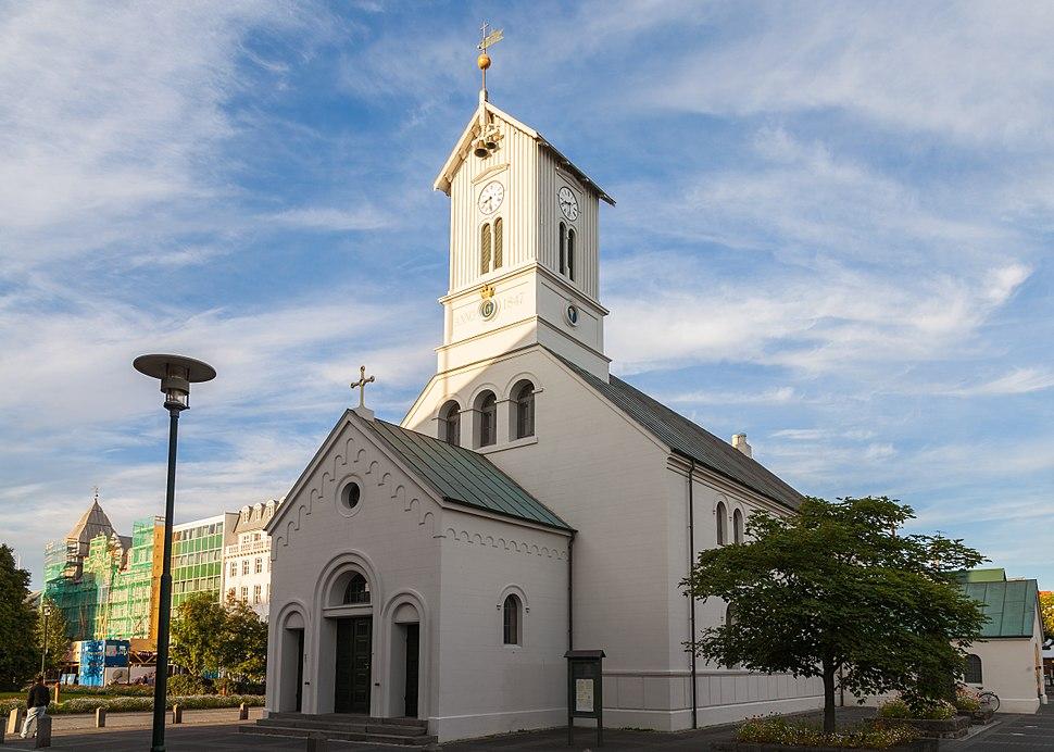 Catedral de Reikiavik, Reikiavik, Distrito de la Capital, Islandia, 2014-08-13, DD 089