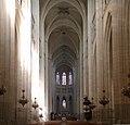 Cathédrale de Nantes nef abside après-midi.jpg