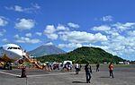 Cebu Pacific Air at Legazpi Airport.jpg