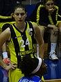 Cecilia Zandalasini 24 Fenerbahçe women's basketball TWBL 20181216.jpg