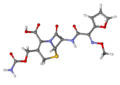 Cefuroxime ball-and-stick.png