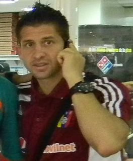 César Eduardo González Venezuelan footballer
