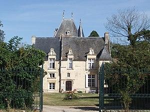 Beaumais - Image: Château de Beaumais