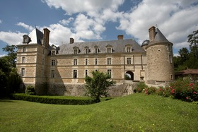 Image illustrative de l'article Château de Sainte-Hermine