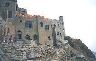 Chancay - Image: Chancay castillo 1