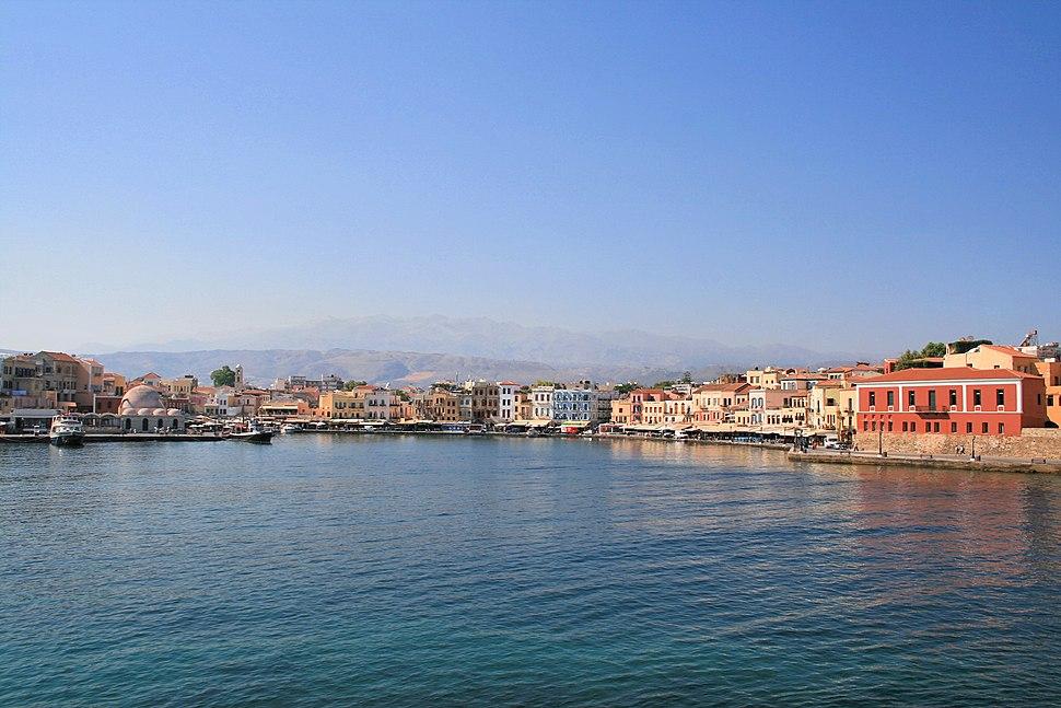 Chania - Venetian harbor 3