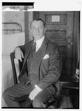 Charles Dalmorès - Charles Dalmorès in 1915