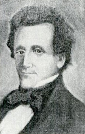 Charles Lynch (politician) - Image: Charles Lynch Gouverneur von Mississippi
