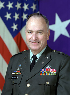Deputy Chief of Chaplains of the United States Army - Image: Charles Mc Donnell