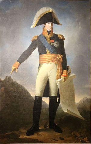Honoré Théodore Maxime Gazan de la Peyrière - Image: Charles Nègre Général Gazan