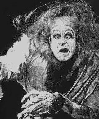 Charles Ogle In Frankenstein 1910