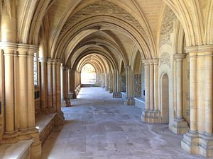 Charterhouse School - Cloisters