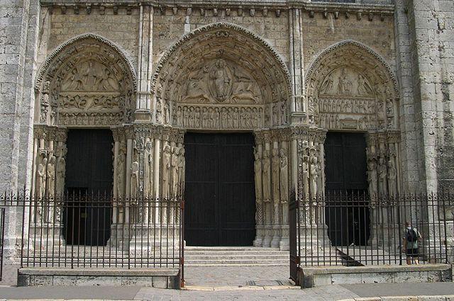 Najlepše katedrale sveta - Page 2 640px-Chartres