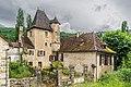 Chateau Laroque-Maynard in Autoire 02.jpg