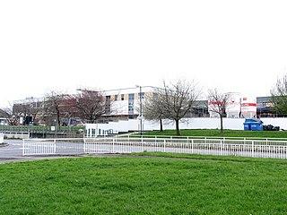 Chaucer School, Sheffield Academy in Sheffield, South Yorkshire, England