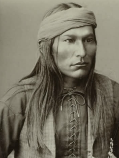last hereditary chief of the Chiricahua Apache