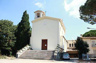 Pian dAlma Frazione in Tuscany, Italy