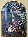 Chiesa di San Bernardino Adorazione dei Pastori Paolo Farinati 1584 Salò.jpg