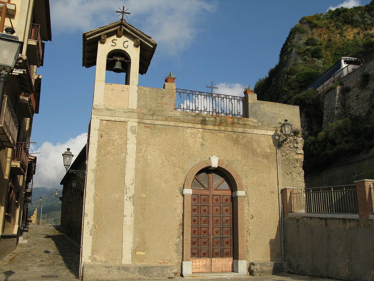 File:Chiesa di San Giuseppe - Chianalea di Scilla ...
