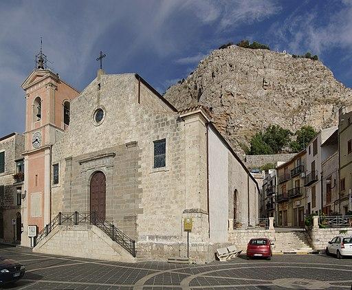 Chiesa di Sant'Agata, Sutera - 02