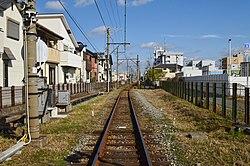 築港町駅 - Wikipedia