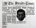 Chin Peng wanted by Malaya.jpg